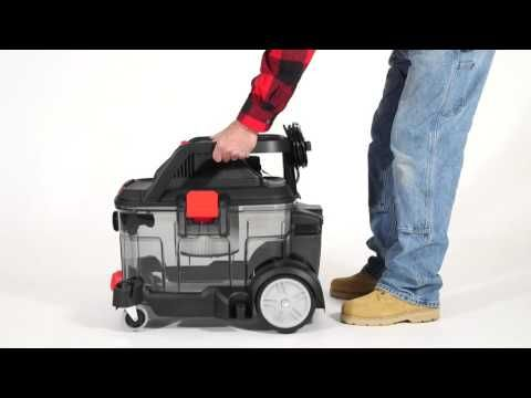 the new shopvac brand wetdry vacuum can handle it available