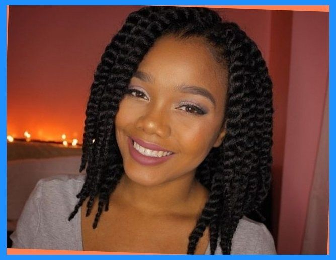 Can You Get Senegalese Twist With Natural Hair