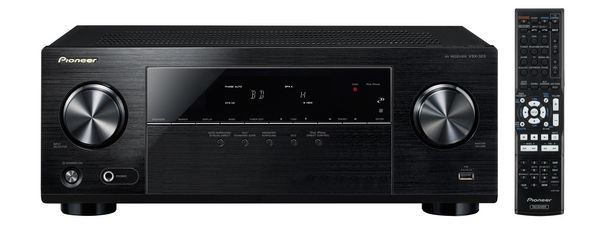 PIONEER VSX323 5.1 AV Receiver £129 @ RicherSounds