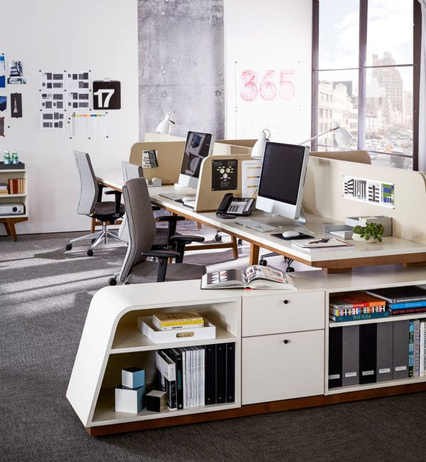 West Elm Workspace, Exclusively Partnered With THiNK Office Interiors For  The San Diego Area!
