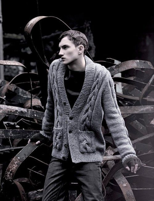 jacob coupe for bergdorf and goodman fw 2010 ; ph. serge leblon