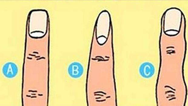 Testul degetului arătător îţi dă de gol personalitatea
