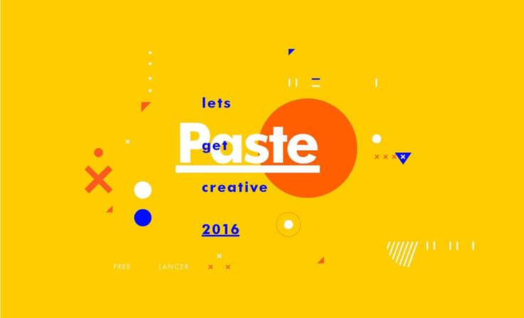 Let's Get Creative 2016 on Packaging of the World - Creative Package Design Gallery