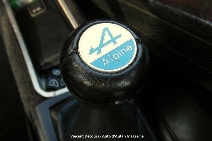 Alpine A110 SX