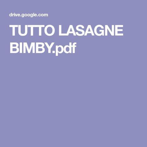 TUTTO LASAGNE BIMBY.pdf