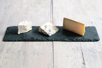 Brooklyn Slate Co. cheese board