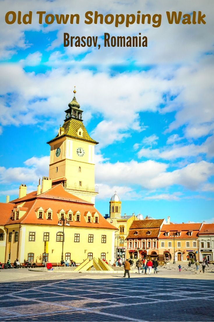 The Old Town of Brasov has a number of excellent shopping streets with lots of choices. From luxury goods and souvenirs, to specialty stores and designer boutiques, you can easily spend several hours browsing the shops.