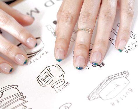 短い爪はこんなに可愛い♡必見!春のショートネイル見本帳 - LOCARI(ロカリ)