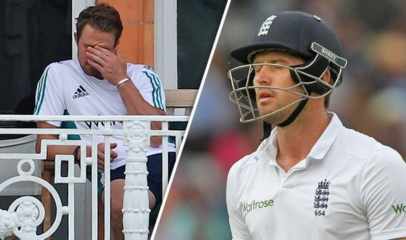 England batsman Nick Compton to take break from cricket after difficult start to season