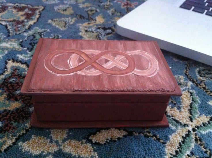 Revenge double infinity boxDouble Infinity Box
