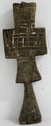 Ştampilă; Pistornic - Muzeul Naţional al Ţăranului Român - BUCUREŞTI (Patrimoniul Cultural National Mobil din Romania. Ordin de clasare: 2071/19.02.2009 - Fond)