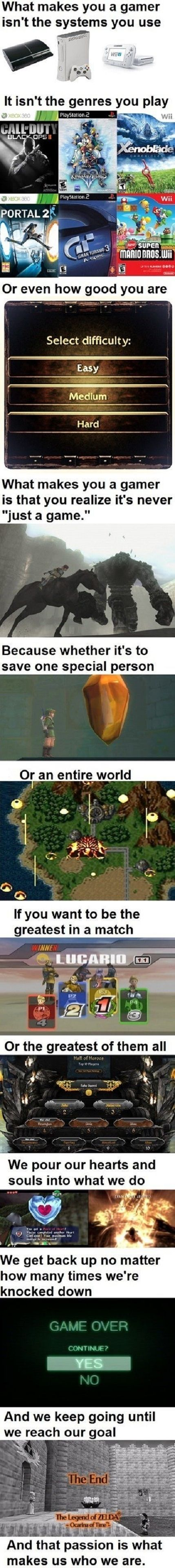 What makes you a gamer // funny pictures - funny photos - funny images - funny pics - funny quotes - #lol #humor #funnypictures