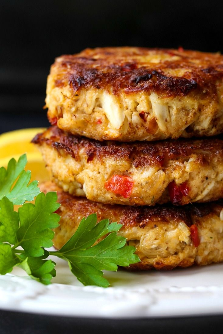 Our Excellent Crab Cake Recipe Is Perfect For Dinner Or Appetizers