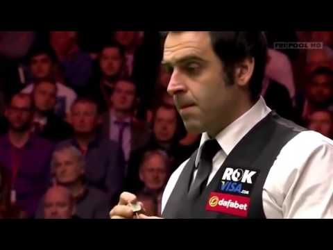 Ronnie Oulliva'Sullivan With Mark Selby 2016