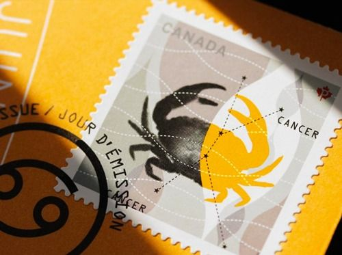 Contemporary Stamps