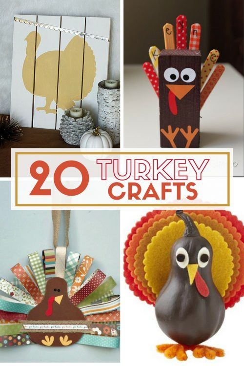 20 turkey crafts page 2 of 4 for fall and thanksgiving top bloggers to follow on pinterest pinterest