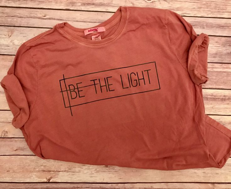 BE THE LIGHT //On Sale --Women's Christian Graphic Tee, Christian Shirts, Shine, Positivity, Cross, Faith TShirts, Give Them Jesus by TradedCrownsBoutique on Etsy https://www.etsy.com/listing/481008120/be-the-light-on-sale-womens-christian