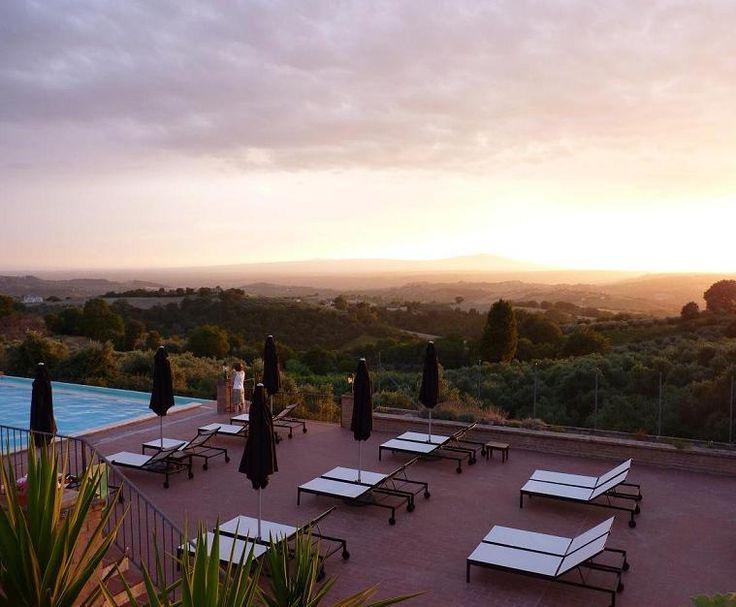 Heerlijk genieten in Umbrie bij countryhouse Vista sull'oliveto