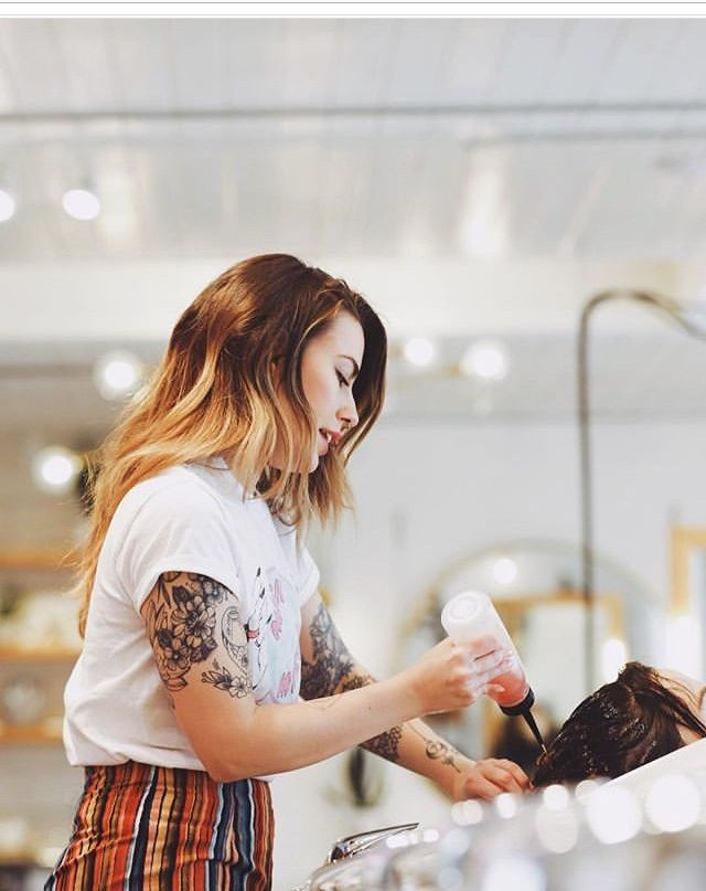 5 Daily Routines To De Stress And Rejuvenate Your Mind And Body Hair Salon Pictures Hairstylist Branding Salon Pictures