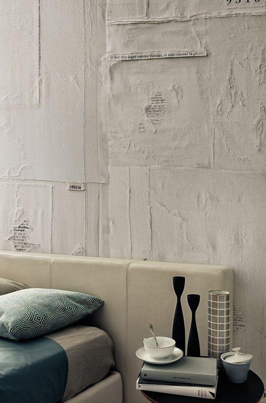 Carta da parati WALL&DECÒ | Collezione 2015 | Déshabillé possible surface for wall opposite concrete