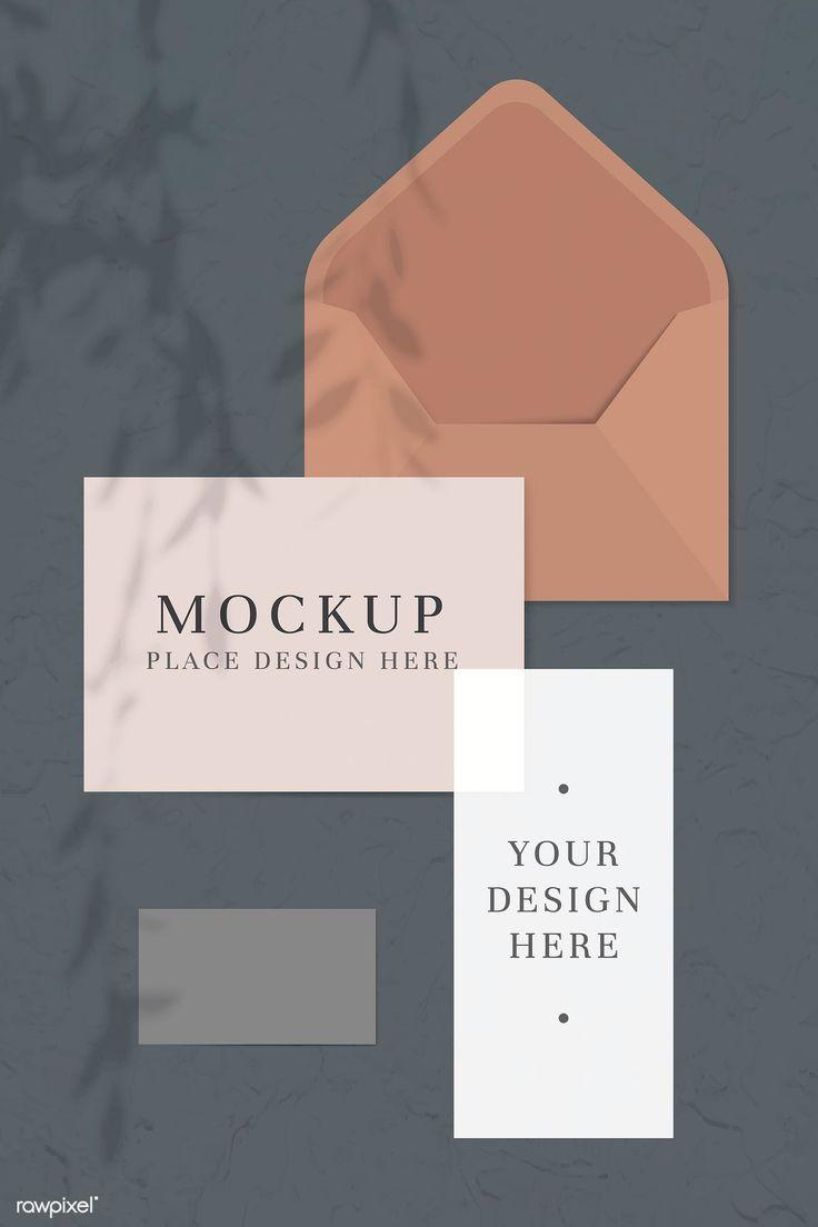 Download Premium Vector Of Neutral Color Tone Envelope Mockup Vector Set Design Mockup Free Neutral Colors Colour Tone