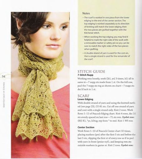 Knitted Lace of Estonia - 54