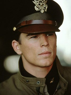 Josh Hartnett- when he died in Pearl Harbor, it was the FIRST time I had ever cried while watching a movie!