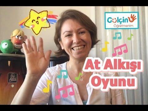 AT ALKIŞI ÇOCUK OYUNU (Yeni) - YouTube