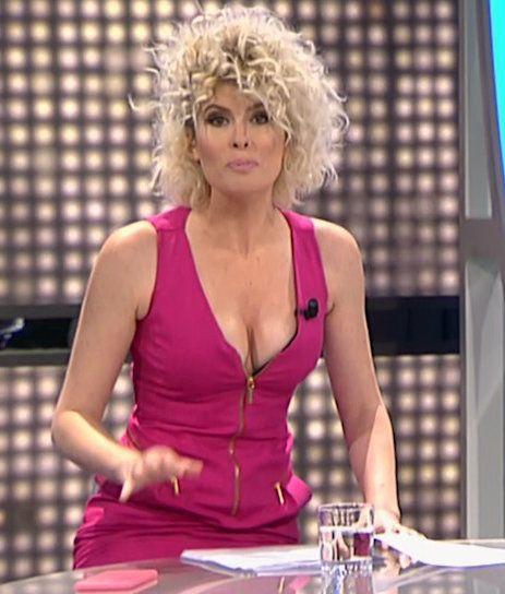Graciela álvarez Lobo Al Desnudo Y En Bikini Y Transparencias 90