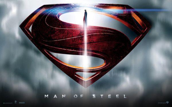 Póster Superman 2013.