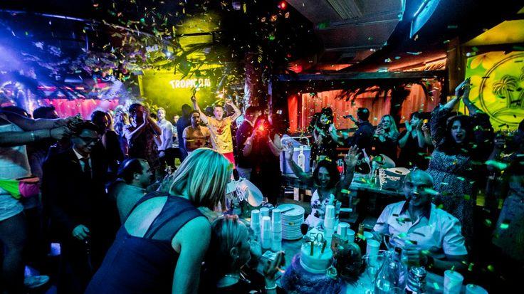Tropicana Beach Club, Covent Garden London - Free online booking, information & reviews. , Parker Street, London, WC2B 5PW, ChIJ2eXpxDQbdkgRQNbtfoS-Hfs