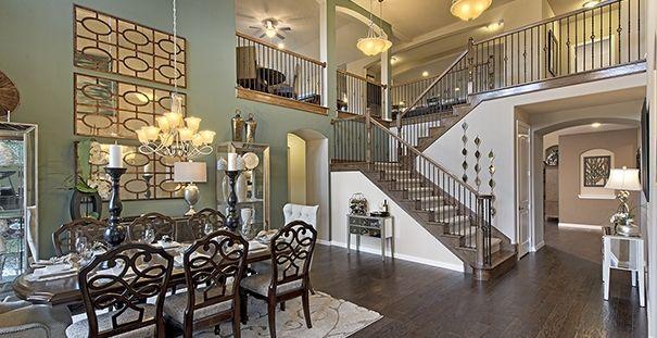 Homes Copper Family Room Redo Meritage Homes Homes Google Model Homes