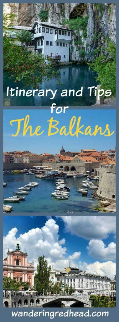 Practical Tips and Itinerary for the Balkans