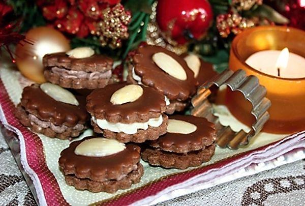 Kakaové dortíčky (Išelské)