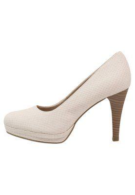 Zapatos altos - taupe