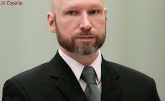 Noruega respetó los derechos humanos de Breivik en prisión, según el tribunal de apelación
