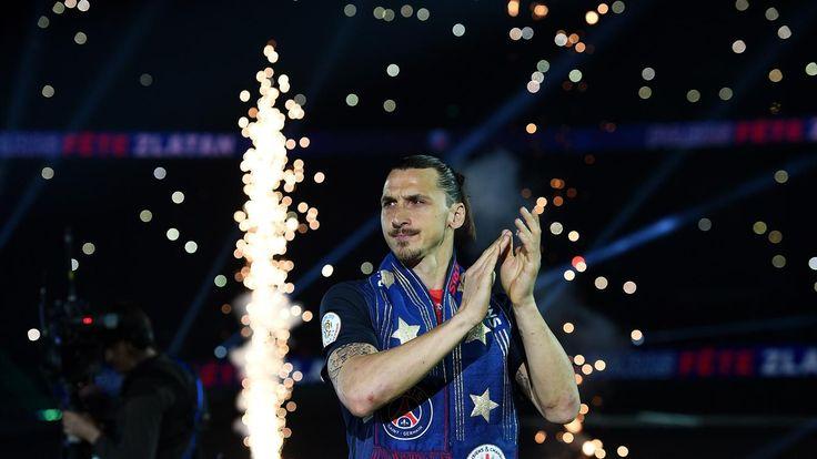 "LIGUE 1 - Zlatan Ibrahimovic : ""J'espère que l'équipe gagnera sans Ibra même si ce sera difficile"" - Ligue 1 2015-2016 - Football - Eurosport"