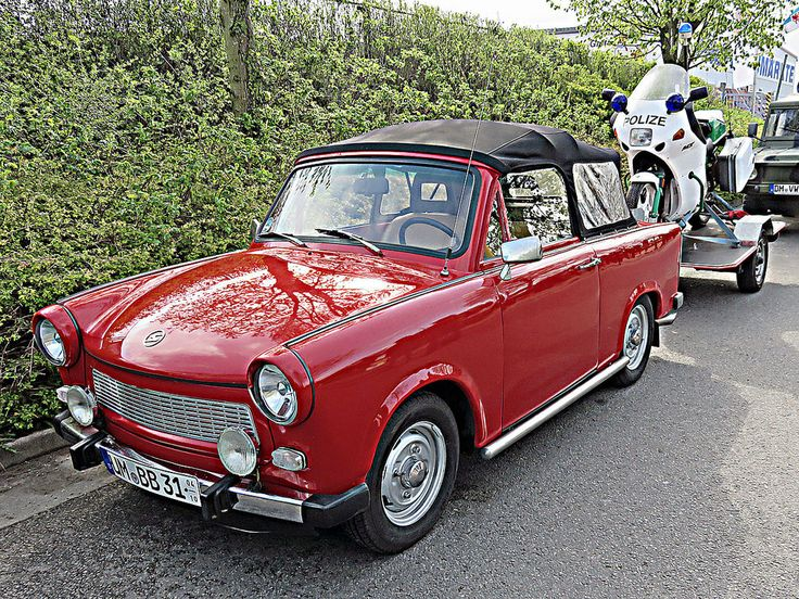 Best Trabant Images On Pinterest Vintage Cars Automobile And Car