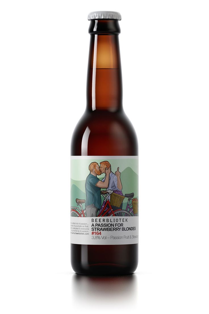 Beerbliotek |   A Passion for Strawberry Blondes
