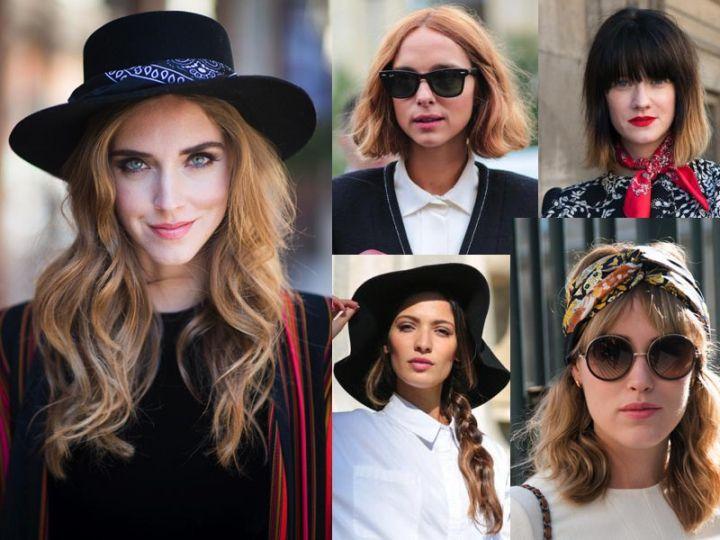 Capelli: i look più belli avvistati per strada durante la Settimana della moda di Parigi 2015