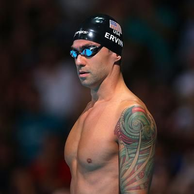 Hot: Gold Medalist Anthony Ervin Makes His Olympic Comeback After Drug Problems and Attempted Suicide