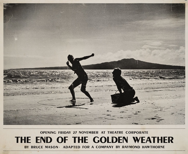 The End of the Golden Weather by Bruce Mason, Theatre Corporate.