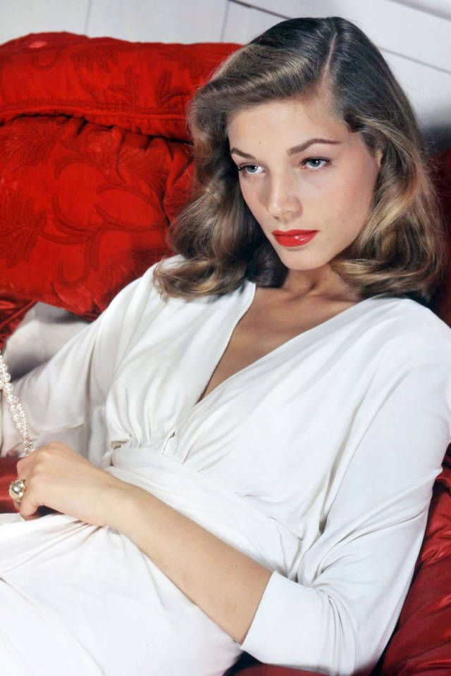 Lauren Bacall - A woman of presence