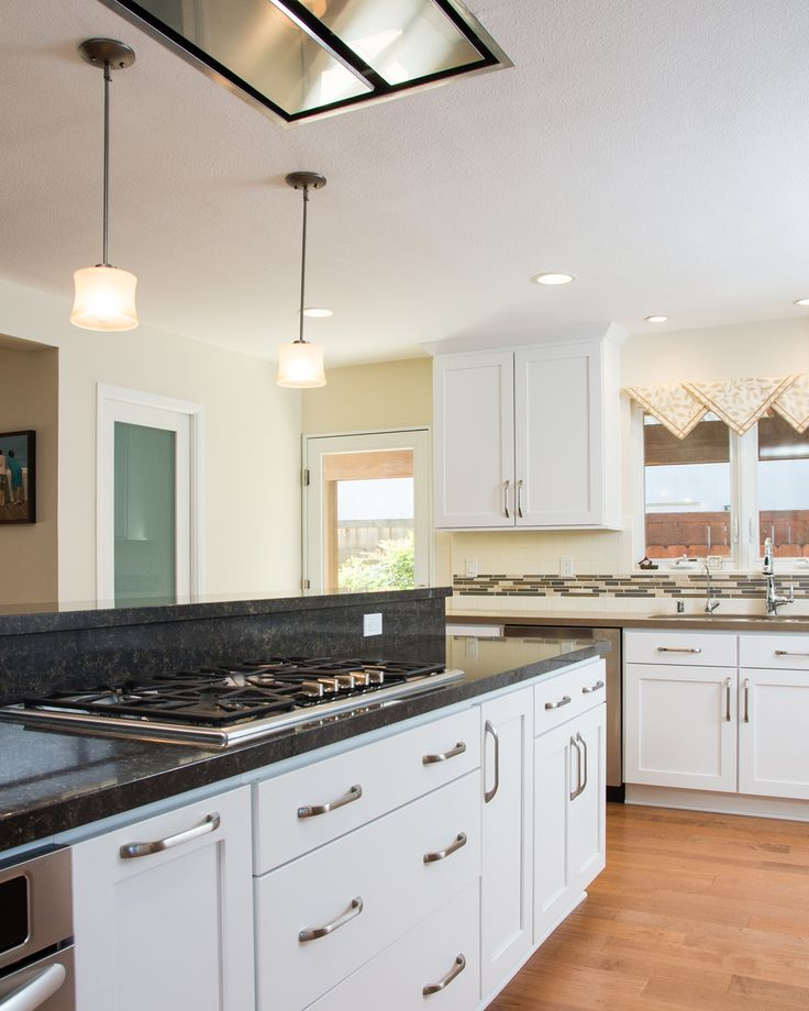 A Kitchen Remodel In San Diego, California Was Designed With The Farmington  Door Style In
