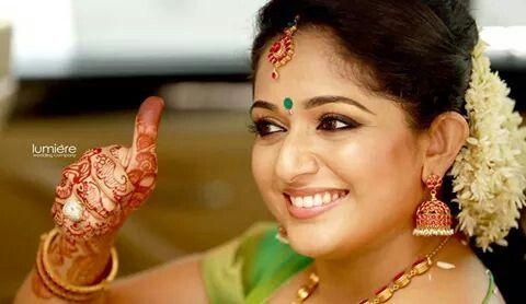 Kavya madhavan on her bro wedding