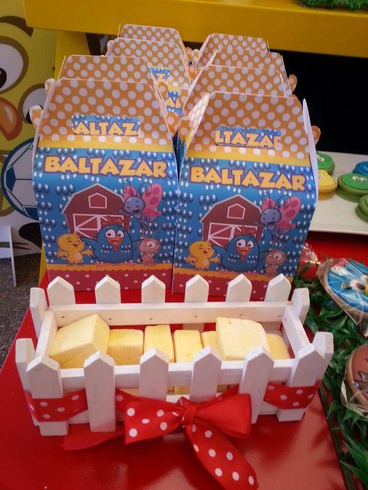 Gallina Pintadita Birthday Party Ideas | Photo 1 of 17