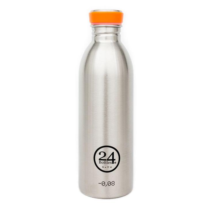 24BOTTLES 0,5L Edelstahl