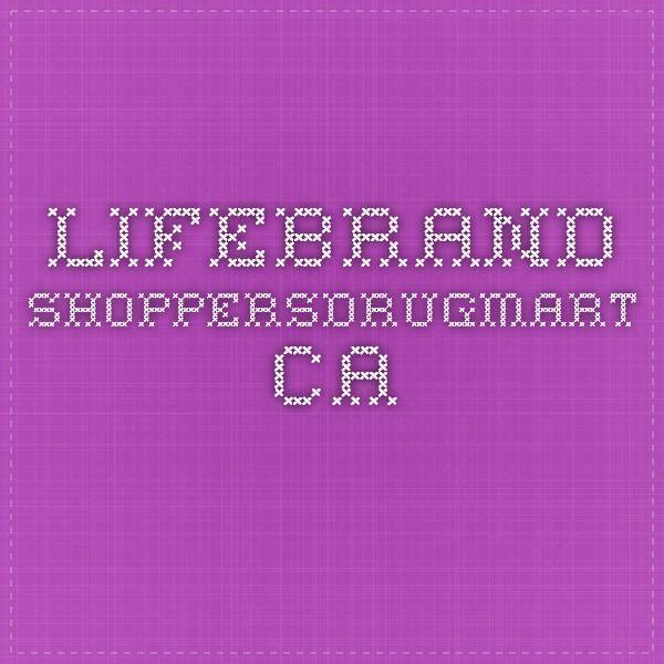 lifebrand.shoppersdrugmart.ca