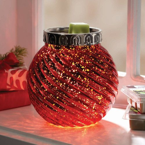 12 Home Decor Gift Ideas From Walmart: Better Homes And Gardens Warmer, Ruby Ornament: Decor