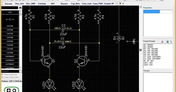 Το ProfiCAD είναι ο συντομότερος και ευκολότερος τρόπος για να δημιουργήσετε και να σχεδιάσετε ηλεκτρονικά σχηματικά διαγράμματα. Παρότι είναι πολύ εύκολο στη χρήση του στην ουσία είναι ένα επαγγελματικό εργαλείο που χρησιμοποιείται από ένα ευρύ φάσμα χρηστών. Είναι εύκολο να μάθετε να το χρησιμοποιείτε απλά επιλέξτε και σύρετε τα σύμβολα που επιθυμείτε στο σχέδιο τρέχει σε οποιοδήποτε PC με Windows XP και πάνω υποστηρίζει Unicode για να μπορείτε να χρησιμοποιήσετε οποιαδήποτε γλώσσα και…